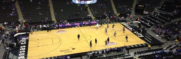 Cats at The Sprint Center