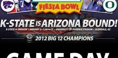 Time for Fiesta Bowl